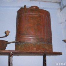 Antigüedades: SULFATADORA DE COBRE. Lote 107384447