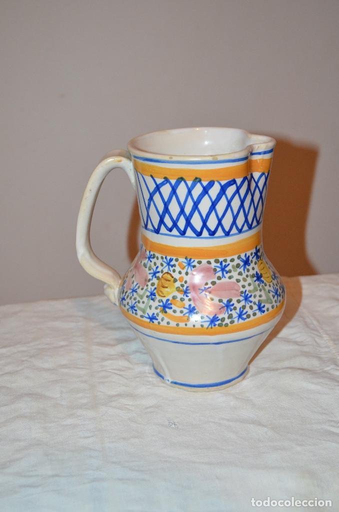 JARRA MURCIANA (Antigüedades - Porcelanas y Cerámicas - Otras)
