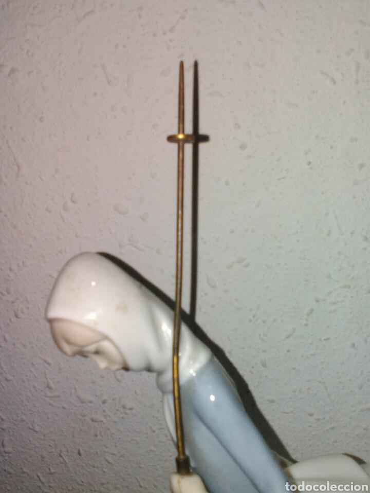 Antigüedades: Figura chica y patos. Lladró para reparar o aprovechar. - Foto 6 - 107458167