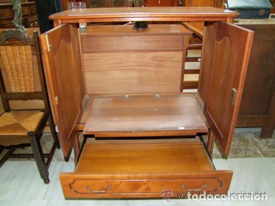 Antigüedades: MUEBLE TV,LUIS XV REF.6159 - Foto 4 - 107519651