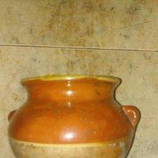 Antigüedades: JARRA TINAJA U ORZA DE MIRAVET. Lote 107569967