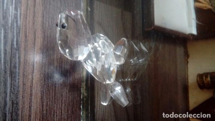 FOCA DE CRISTAL (Antigüedades - Cristal y Vidrio - Swarovski)
