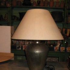 Antigüedades: PRECIOSA LAMPARA DE SOBREMESA . Lote 107653379