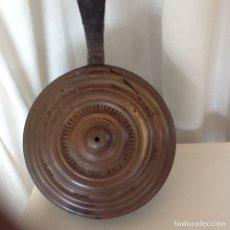 Antigüedades: BRASERO DW COBRE. Lote 107692556