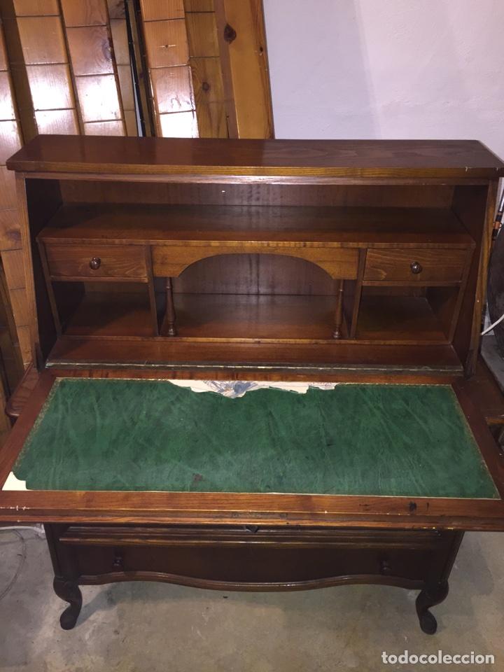 Antigüedades: Escritorio en madera - Foto 5 - 117173302