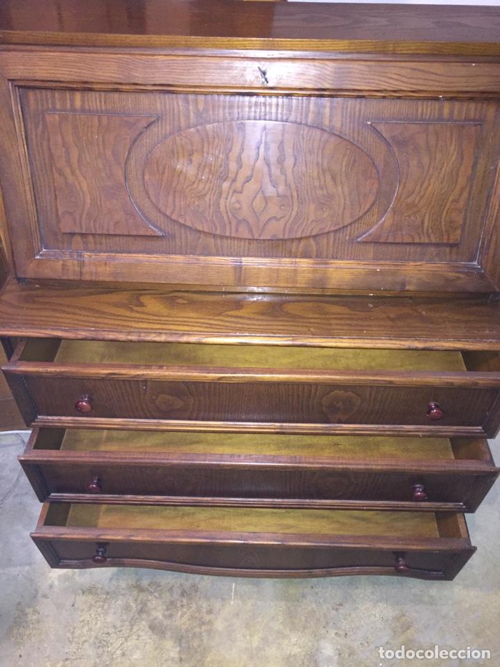 Antigüedades: Escritorio en madera - Foto 8 - 117173302