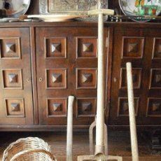 Antigüedades: HERRAMIENTAS DEL CAMPO PARA DECORAR, . Lote 60263507