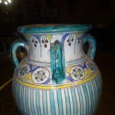 Antigüedades: JARRA ISLAMICA O ANDALUZA, SIGLO XVIII Ó XIX. Lote 107747090