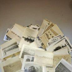 Antigüedades: SEGOVIA LOTE DE 185 FOTOGRAFÍAS DE MILITARES ACADEMIA DE ARTILLERÍA.. Lote 107777572