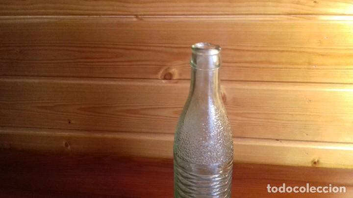 Antigüedades: Botella de vidrio antigua - Foto 4 - 107787059
