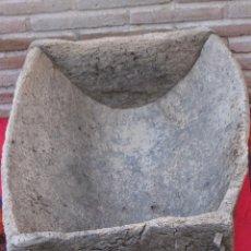 Antigüedades: ARTESA, ABREVADERO, COMEDERO ANTIGUO EN CORCHO - PIEZA UNICA - PASTORIL-ETNOGRAFIA TOLEDO-CACERES.. Lote 107793699