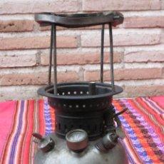 Antigüedades: LAMPARA ANTIGUA DE LA MARCA PETROMAX.. Lote 107827387