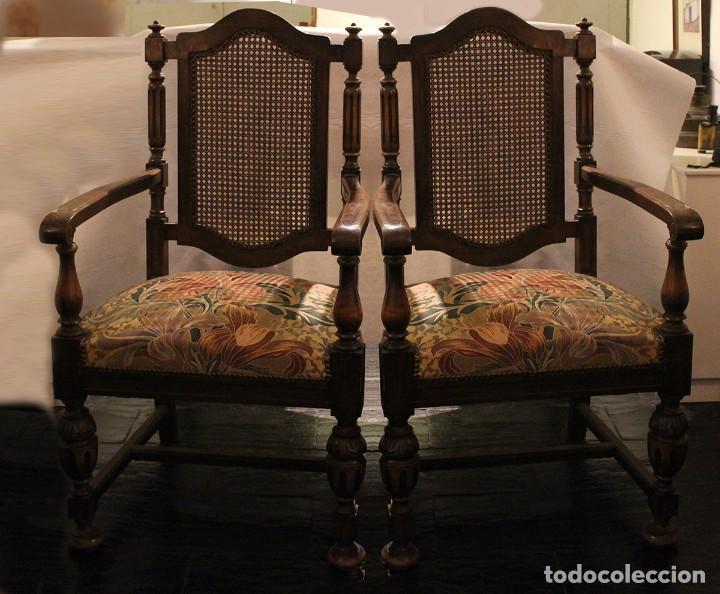 Reservado - 6 sillas y 2 sillones de comedor, d - Vendido en Venta ...