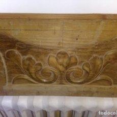 Antigüedades: TABLA DE CASTAÑO. Lote 107850107