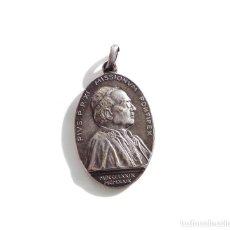 Antigüedades: MEDALLA PIVS XI. MISSIONVM PONTIFEX - SANTA TERESA DE JESÚS. Lote 107853267