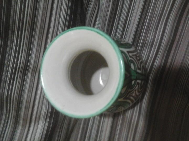 Antigüedades: Jarrón cerámica turolense Domingo punter, Monast. de Piedra - Foto 5 - 107871459