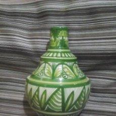 Antigüedades: JARRÓN DE CERÁMICA, LAS RAMBLAS CÓRDOBA, C. SAN JOSÉ. Lote 107872043