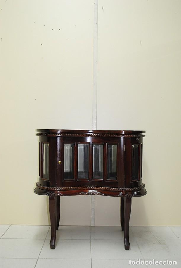 MUEBLE LICORERA ANTIGUO DE MADERA (Antigüedades   Muebles Antiguos    Auxiliares Antiguos)