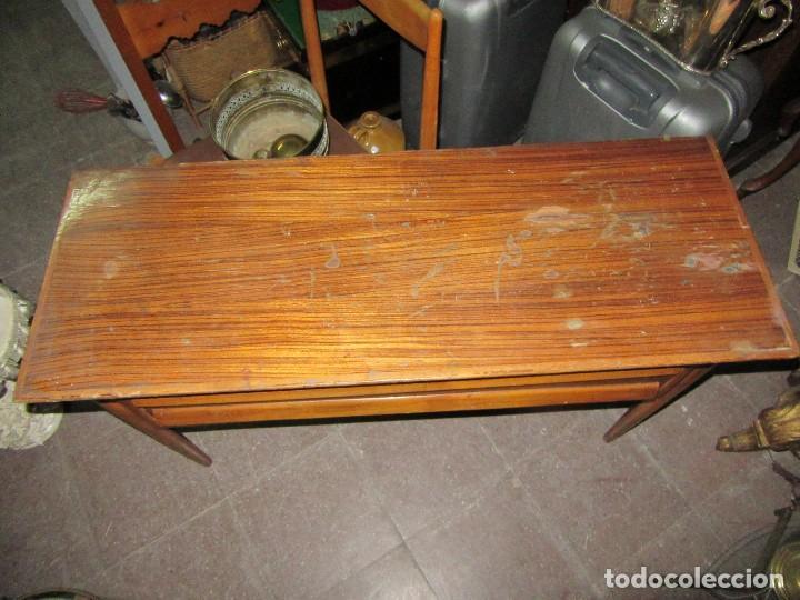 Antigüedades: CONSOLA VINTAGE, ESTILO NÓRDICO - Foto 2 - 107884639