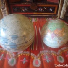 Antigüedades: GLOBO TERRAQUEO. Lote 140049998