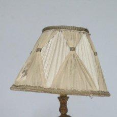 Antigüedades: BONITA LAMPARA DE TROVADOR. Lote 108060043