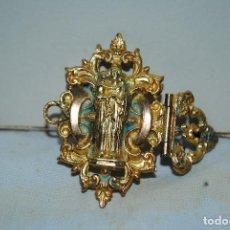 Antigüedades: CIERRE GRANDE DE MISAL. Lote 108088143