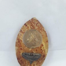 Antigüedades: ANTIGUA BENDITERA, 7 X 13 CM. Lote 183765938