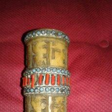 Antigüedades: ANTIGUA MOLINILLO TIBETANO. Lote 108127079