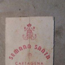 Antigüedades: CARTAGENA. SEMANA SANTA.. Lote 108245314