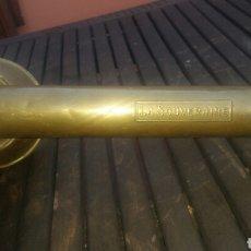 Antigüedades: FUMIGADOR LATÓN PULVERIZADOR SOUVERAINE. Lote 108275228