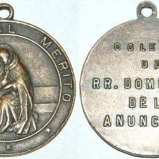 Antigüedades: MEDALLA SIGLO XIX SANTO DOMINGO DE GUZMAN-Nº 159. Lote 108278459