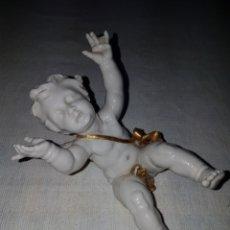 Antigüedades: PRECIOSO ANGEL QUERUBIN DE ALGORA. Lote 108299103