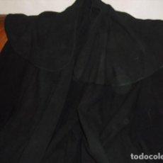 Antigüedades: GRAN CAPA ESPAÑOLA,ENORME,LANA ESTAMBRE DE MERINO,GRAANDE, S.XIX,ORIGEN TUROLENSE-VALDELINARES. Lote 108301783