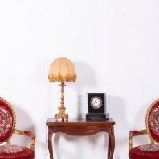 Antigüedades: MESA ANTIGUA DE JUEGO ISABELINA. Lote 108337015