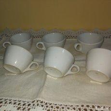 Antigüedades: TAZAS DE CAFE. Lote 108394430