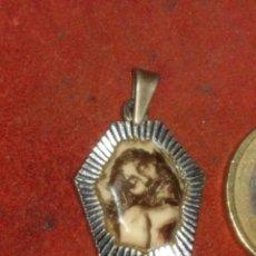 Antigüedades: PRECIOSA MEDALLA DE CRISTO DEL PRADO,JESUS.. Lote 108398763
