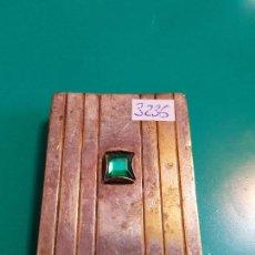 Antigüedades: PORTACERILLAS EN METAL PLATEADO. Lote 108546439