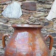 Antigüedades: ALFARERÍA CATALANA ORZA,GERRA. Lote 108688323