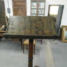 Antigüedades: GRAN ATRIL DE MADERA. Lote 108720983
