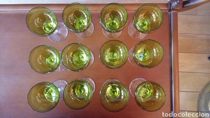 Antigüedades: Lote de 12 copas antiguas - Foto 3 - 108722496