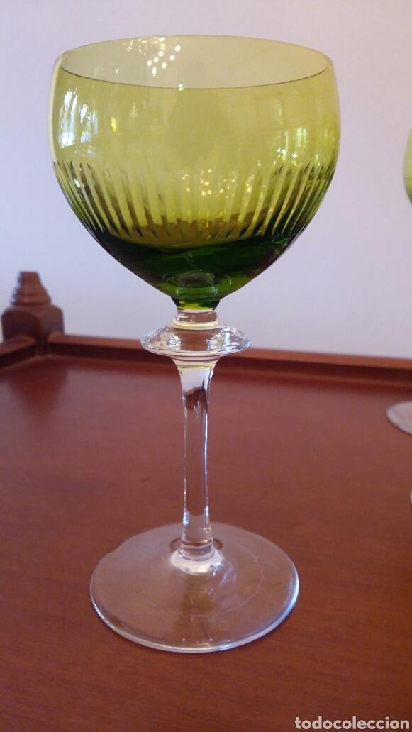 Antigüedades: Lote de 12 copas antiguas - Foto 4 - 108722496