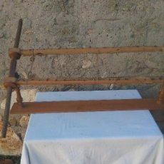 Antigüedades: ANTIGUO BASTIDOR, TELAR.. Lote 108766887