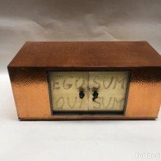 Antigüedades: EXQUISITO SAGRARIO DE COBRE MARTELE AÑOS 70 . Lote 108827483