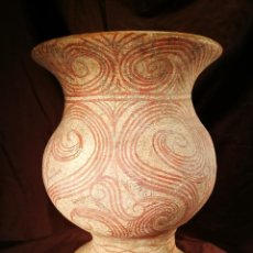 Antigüedades: AUTENTICO JARRON BAN CHIANG TAILANDIA CIRCA (300 AC -100 A C). MAS DE 2000 AÑOS ORIGINAL !!!  . Lote 108862079
