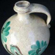 Antigüedades: ANTIGUA PIRULERA VIDRIADA DE TRIANA. Lote 108886034