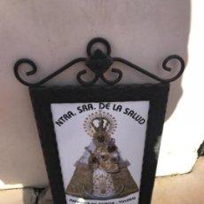 Antigüedades: NUESTRA SEÑORA DE LA SALUD PATRONA DE BOROX TOLEDO. Lote 109013139