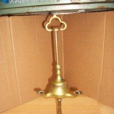 Antigüedades: ANTIGUO VELON-LUCERNARIO O LAMPARA DE ACEITE. Lote 109017763