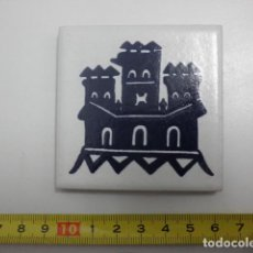 Antigüedades: OLAMBRILLA - MOTIVOS HERALDICOS - ABS. Lote 110212736
