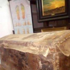 Antigüedades: BAUL DEL XIX. Lote 109059519