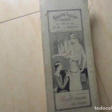 Antigüedades: LOTE DE 6 PAREJAS DE GUANTES SEÑORA FINALES SIGLO XIX. Lote 109077327